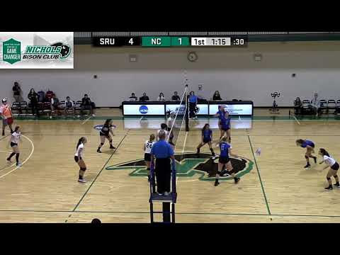 nichols-college-women's-volleyball---2018-season-highlights