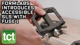 How Formlabs is lowering barriers to SLS 3D printing