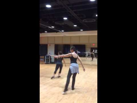 New Haven Neighborhood Music School Adult Ballet Class 313