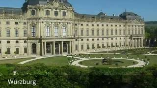 Places to see in ( wurzburg - germany )
