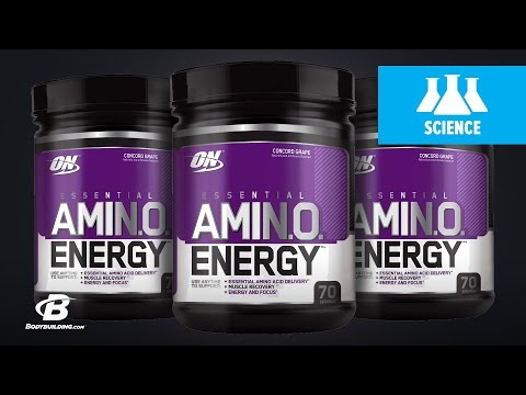 Optimum Nutrition Amino Energy | Science-Based Overview