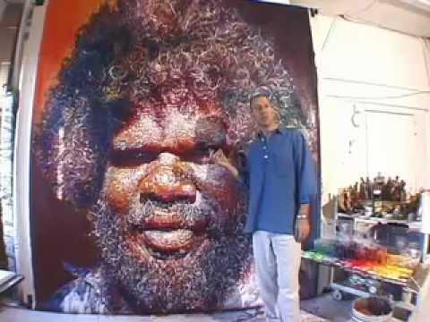 Stephen Bennett, Portrait Artist: Australian Painted Portrait Film (Full)