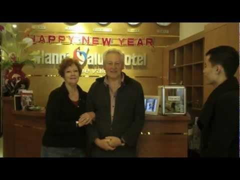 Mr & Mrs John Reid Interview - Hotel in Hanoi