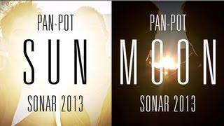 PAN-POT (SONAR BY DAY & NIGHT) (BARCELONA 2013) LIVE FULL HD