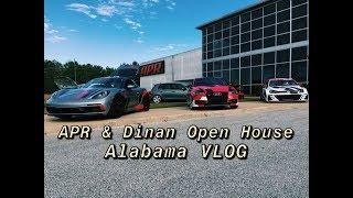 APR & Dinan Open House | Alabama Vlog