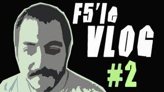 """F5'le VLOG #2 - """"Bağımsız Türk Oyun Yapımcıları"""", """"Sen Emre Aydın mısın?"""" [Türkçe]"""