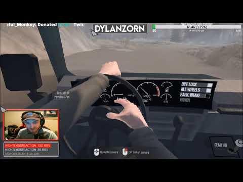 Twitch Spintires MudRunner PC Mods Toyota, Sammi, Dakota DZGAMING