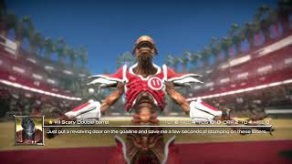 Mutant football league Dynasty edition kill the injury play gameplay xbox one