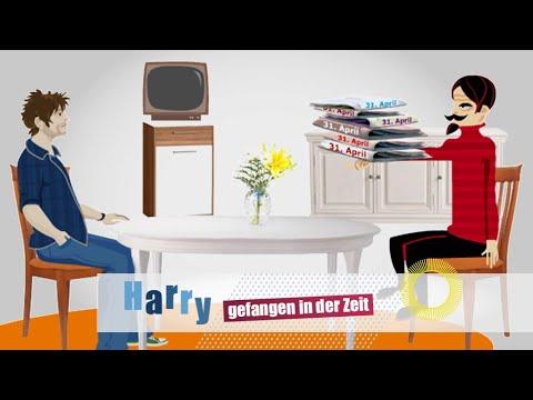 Learn German (A1-B1)   HARRY – Gefangen In Der Zeit   Episode 14
