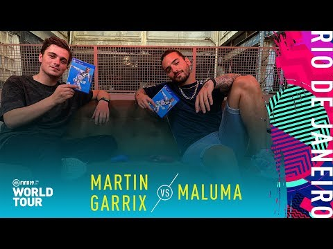 FIFA 19 World Tour | Martin Garrix x Maluma