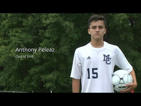 Anthony Pelaez - College Soccer Recruiting Highlight Video - Class of 2018
