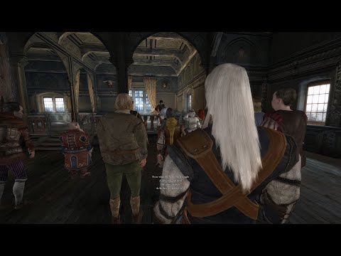 The Witcher: Enhanced Edition Toss a coin to your Witcher Cutscene Mod