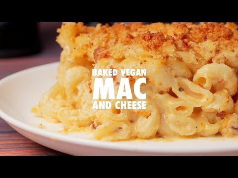 Baked Vegan Mac And Cheese – Loving It Vegan
