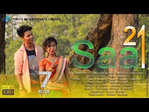 New Santali Video - 2019   21 Saal - Full Video   Urmila & Sagun   Tiriyo Music   HD