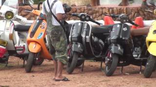 Vespa Px Club No5 year2012 part2 By J&AO Rangsit