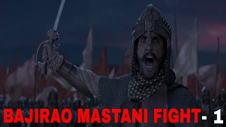 Bajirao Mastani Fight scene Part-1