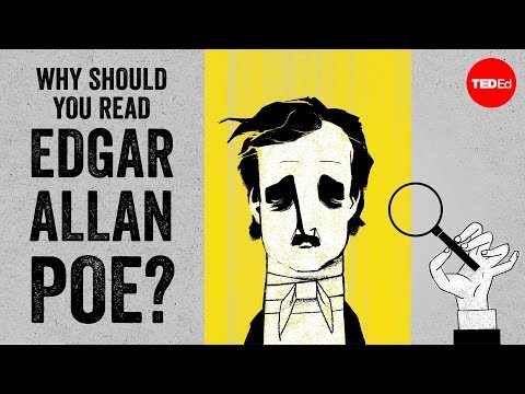 Why should you read Edgar Allan Poe? - Scott Peeples