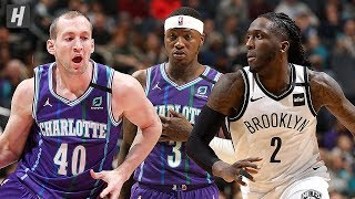 Brooklyn Nets vs Charlotte Hornets - Full Game Highlights   February 22, 2020   2019-20 NBA Season