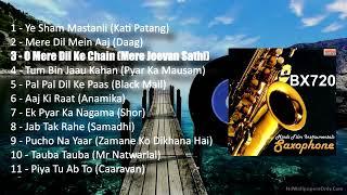 hindi-film-instrumentals-saxophone