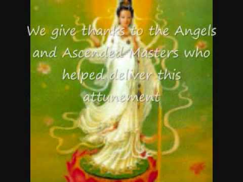 lavender flame reiki attunement youtube rh youtube com Kuan Yin Thousand Arms and Eyes Green Tara