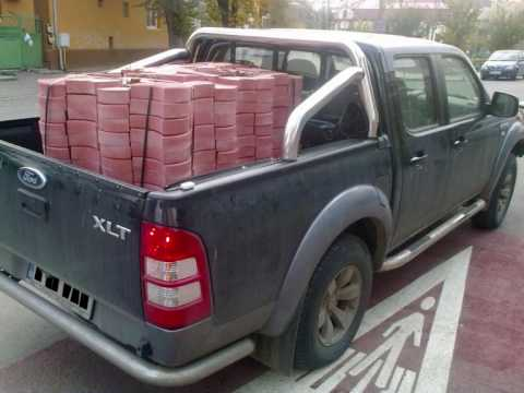 loading 1 2 ton ford ranger 2008 youtube. Black Bedroom Furniture Sets. Home Design Ideas
