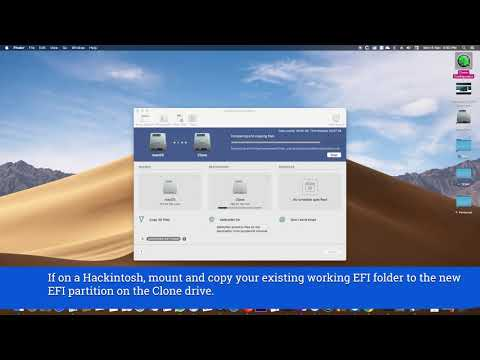 How to clone or backup macOS in another bootable drive | The