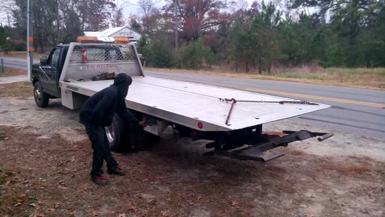Used Rollback Bed For Sale