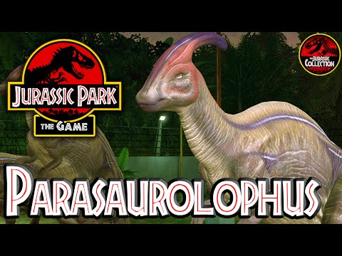 Jurassic Park: The Game | PARASAUROLOPHUS | Behind the Scenes