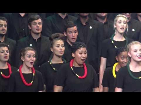 "Stellenbosch University Choir @ ""Voices of Gold"" celebration concert, WCG2016, Sochi"