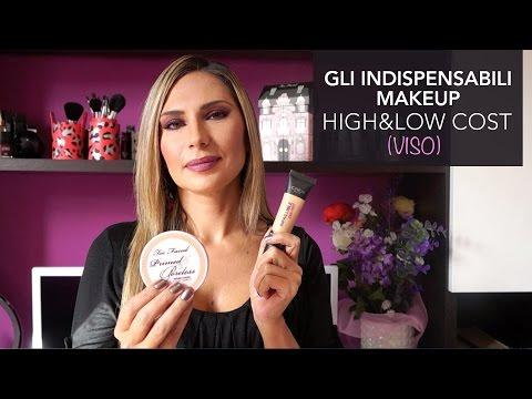 Gli Indispensabili MakeUp High&Low cost (Viso) ft. Manuela Rodriquez