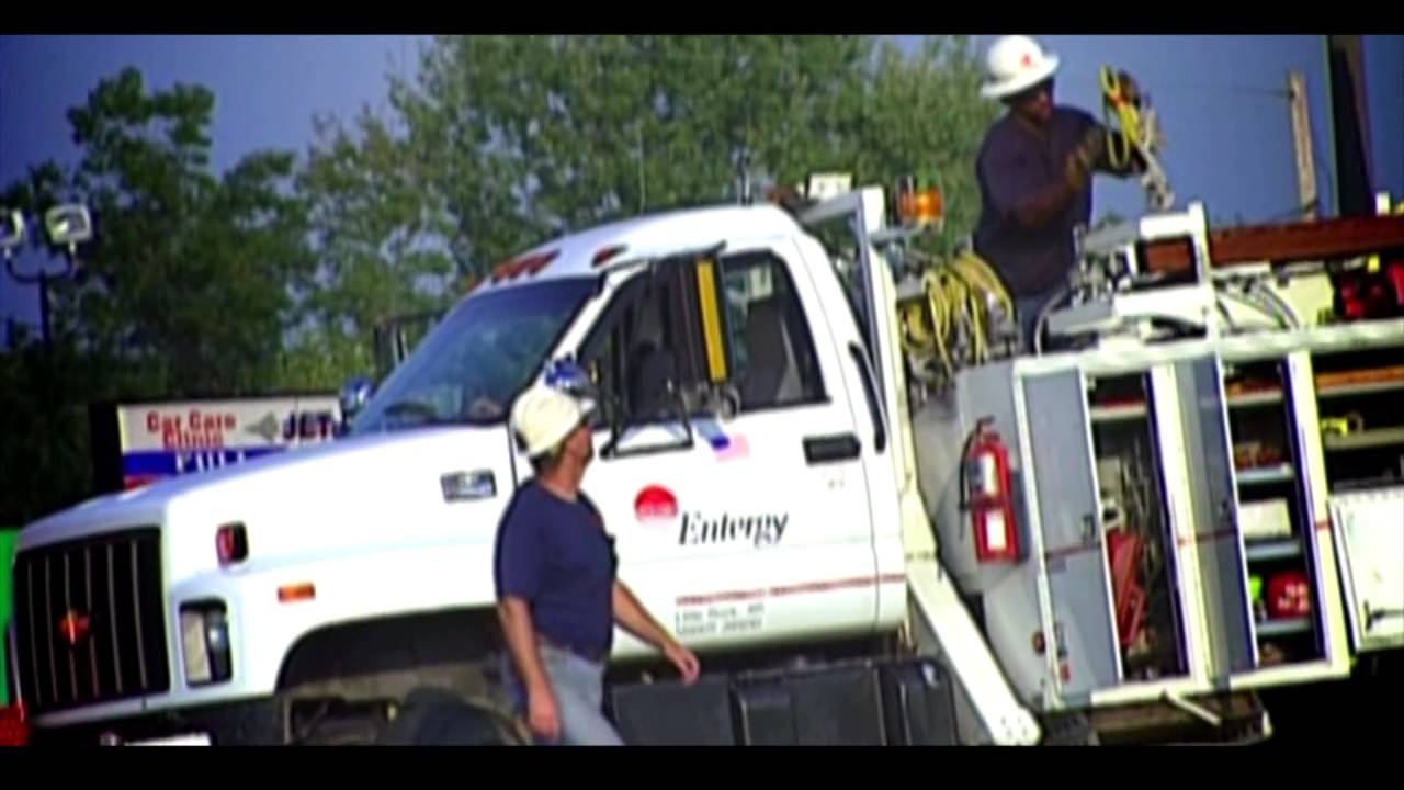 Entergy CEO and New Orleans Lineman Look Back at Hurricane Katrina