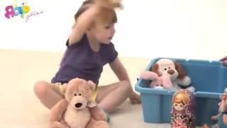 Развитие речи у детей 1—3 года. Тема «Игрушки»