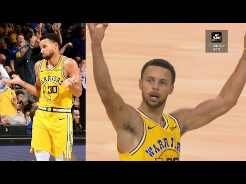 Stephen Curry 51 Points Crazy Deep 3s! 11 of 16 From 3! 2018-19 NBA Season