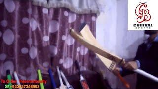 Mamba Tape Tennis Cricket Bat Broken while Testing   Corival Sports