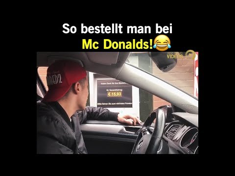 So bestellt man bei McDonald's! 😂 | Best Trend Videos