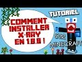 TUTO | Comment Installer X-RAY Sur Minecraft 1.8.8 ! (+versions Antérieures) [FR] [HD]