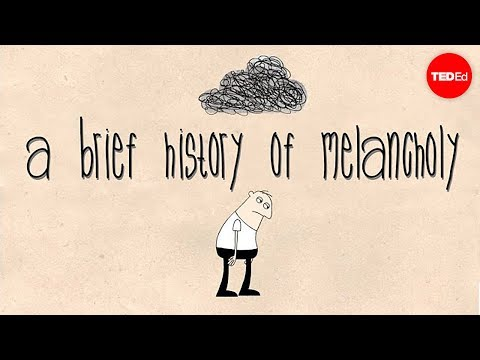 Video image: A brief history of melancholy - Courtney Stephens