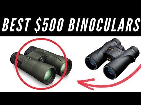 Best Binocular Under $500 - Top 3 Picks