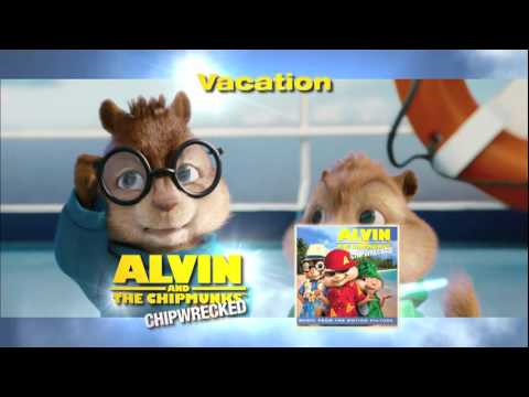 Alvin And The Chipmunks - Chipwrecked Soundtrack Spot
