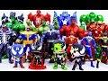 Marvel Super Hero Hulk, Spider Man, Iron Man, Captain Go Go Go! Defeat Thanos Villains Full Episode