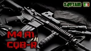 M4 A1 CQB-R D-Boys Recensione by Softair TFI