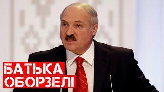 Лукашенко их вскормил на своих руках