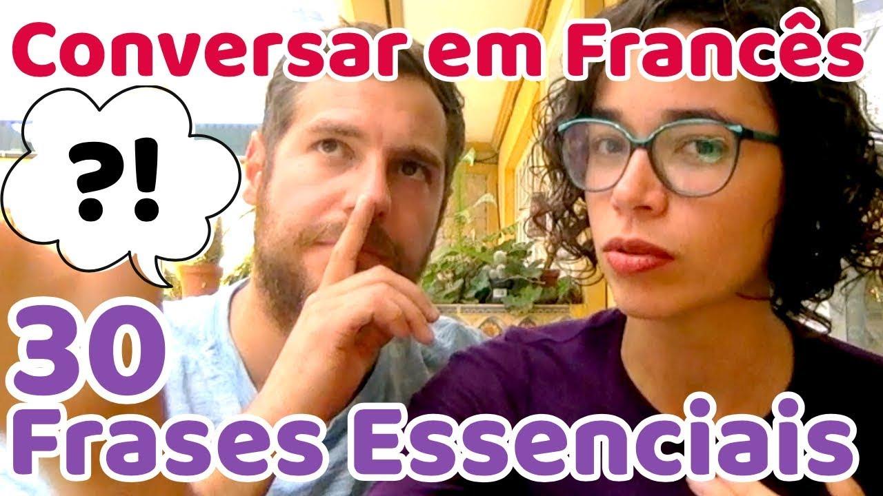 Conversar Em Francês 30 Frases Essenciais Para Começar A Falar Francês Afrancesados