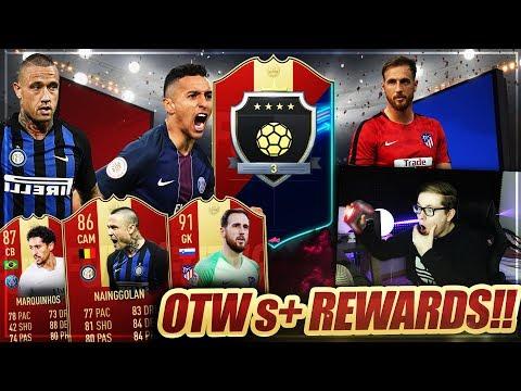 FIFA 19: GEILER OTW WALKOUT!! ELITE FUT CHAMPIONS REWARDS PACK OPENING 🔥🔥 thumbnail