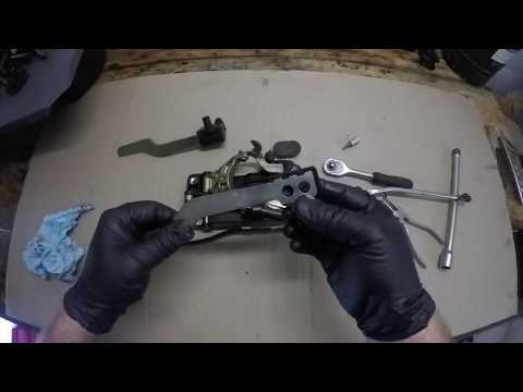 Hood Locking Hook Repair Hook Left /& Right for OPEL ASTRA G Cabriolet