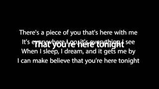Yellowcard - Ocean Avenue Acoustic (Lyrics)