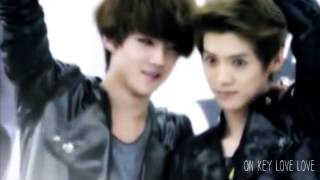 ( HUNHAN ) TOUCH ME BABY 18+