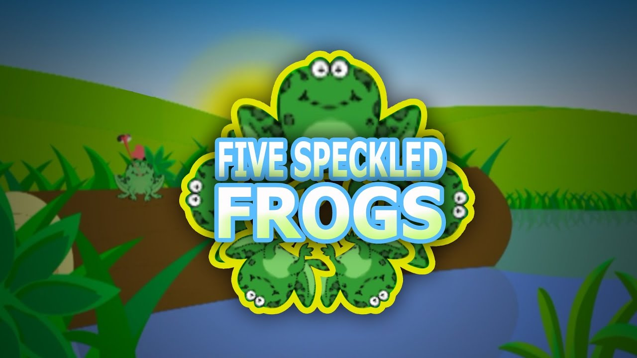 5 little freckled frogs song meaning