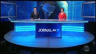 Jornal do SBT (23~24/11/16) Ao Vivo