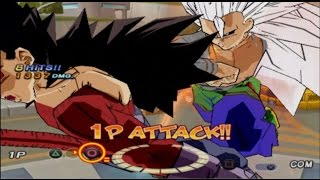 Dragon Ball Dark Sayan Latino Goku vs Vegeta